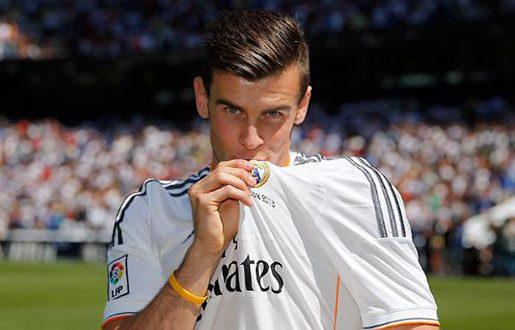 Orejas de Gareth Bale antes de la operación