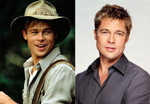 cirugia de orejas de Brad Pitt