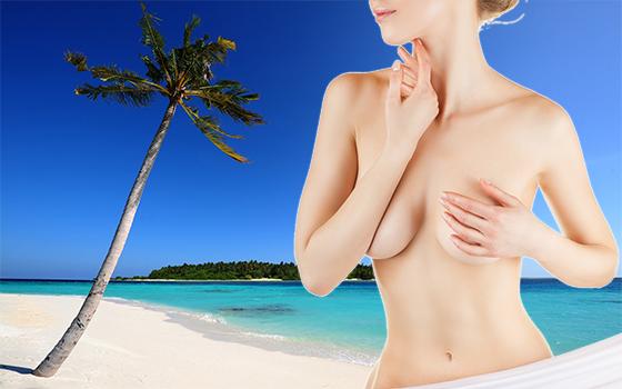 Aumento de senos en verano, ¿qué debo tener en cuenta?
