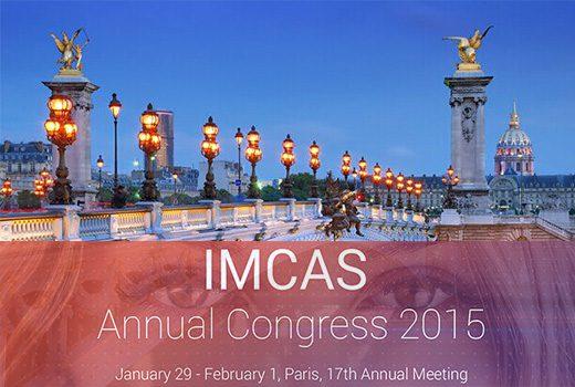 Encuentro anual IMCAS 2015 en Paris