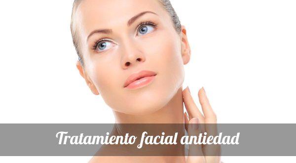 Tratamiento facial antiedad en Málaga