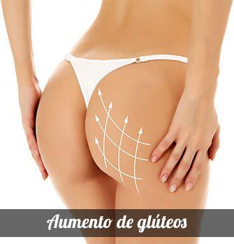 Lipotransferencia para aumento de glúteos