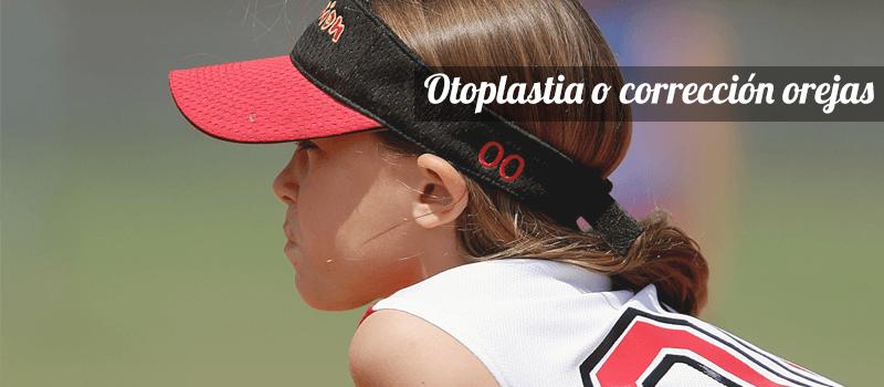 Otoplastia o corrección de orejas en Granada
