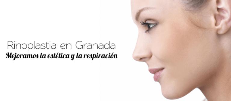 Precio de la rinoplastia en Granada