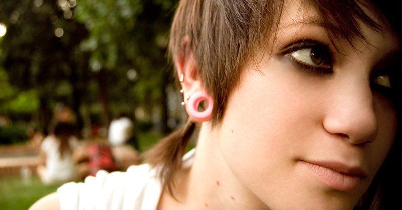 Cirugía del lóbulo de la oreja
